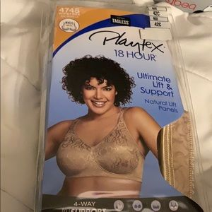 Playtex 18-hour bra